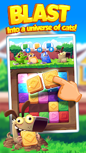 screenshot of Cookie Cats Blast version 0.4.0