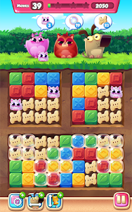 screenshot of Cookie Cats Blast version 1.25.0