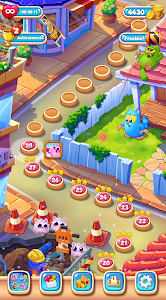 screenshot of Cookie Cats Blast version 1.18.0