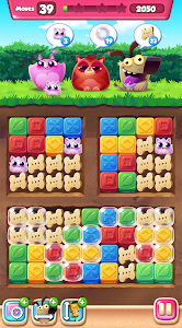 screenshot of Cookie Cats Blast version 1.15.0