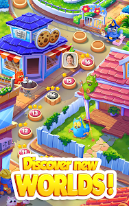 screenshot of Cookie Cats Blast version 1.16.0