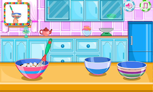 screenshot of Cooking Candy Pizza Game version 1.0.10