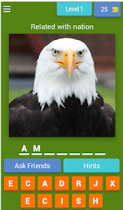 screenshot of Country code icon (National animal and icons) version 3.1.9z