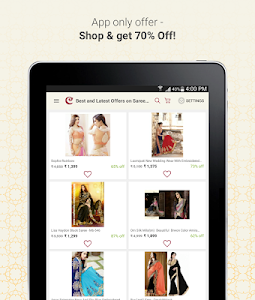 screenshot of Craftsvilla - Ethnic wear Online Shopping version 3.4.0