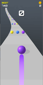 screenshot of Curvy Path version 2.0