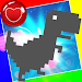 Dino T-Rex Super Chrome Game