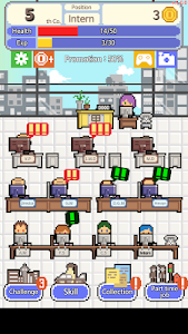 screenshot of Don't get fired! version 1.0.23