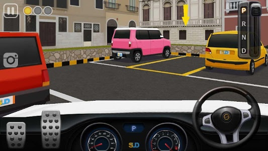 screenshot of Dr. Parking 4 version 1.21