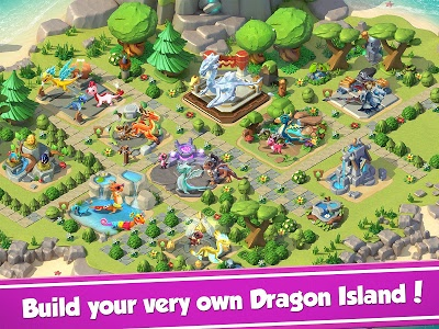 screenshot of Dragon Mania Legends version 3.8.0p