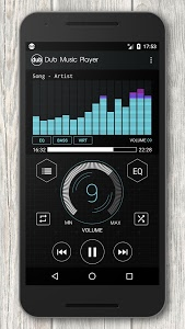 screenshot of Dub Music Player + Equalizer version 2.51