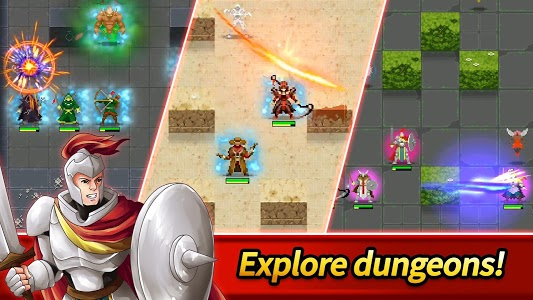 screenshot of Dunidle: Dungeon Crawler & Idle Hunter Boss Heroes version 1200000057