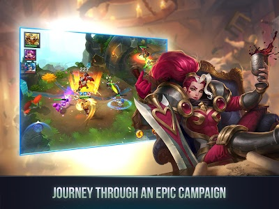 screenshot of Dungeon Hunter Champions: Epic Online Action RPG version 1.2.39