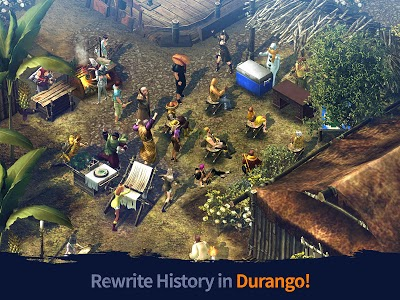 screenshot of Durango: Wild Lands version 3.27.2+1903141536