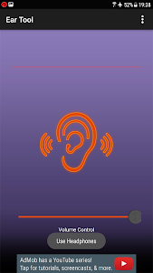 screenshot of Ear Spy Pro, Live deep hearing version 5.0