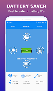screenshot of Easy Booster version 1.0.10