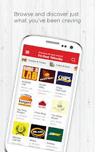 screenshot of Eat Mubarak - Online Food Delivery version 2.2.5
