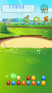 screenshot of Egg fight version 1.3