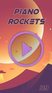 screenshot of El Amante - Nicky Jam - Piano Rockets version 1.0