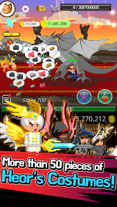 screenshot of ExtremeJobs Knight's Assistant VIP version 3.45
