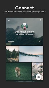 screenshot of EyeEm: Free Photo App For Sharing & Selling Images version 8.0.2