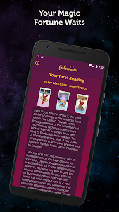 screenshot of Faladdin - Fortune Teller, Tarot, Astrology version 2.27.232.0