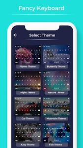 screenshot of Fancy Keyboard Fancy Stylish Fonts Pro - 2020 version 1.5
