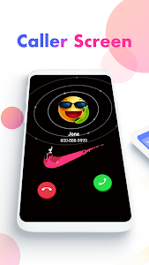 screenshot of Fancy Launcher - Funny Emojis & Stickers, Themes version 1.9.2