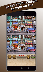 screenshot of Find the differences 500 levels version 1.0.1