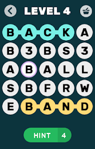 screenshot of Find the hide words version 1.1.9z