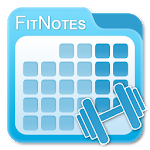 Cover Image of Download FitNotes - Gym Workout Log 1.23.1 APK