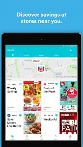 screenshot of Flipp - Weekly Shopping version Varies with device