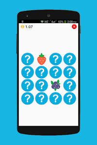 screenshot of Fruits Memory Game Reward - Free Doge Coin Reward version 1.0.11