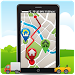 GPS Route Address Finder