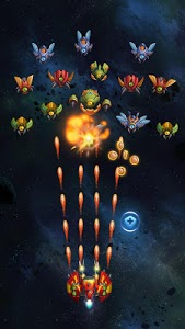 screenshot of Galaxy Invaders: Alien Shooter version 1.1.19