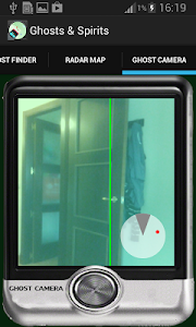 screenshot of Ghost version Varies with device