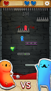 screenshot of Go Down Game: 2Player version 40.01