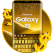 Download Gold Keyboard for Galaxy S9 10001003 APK