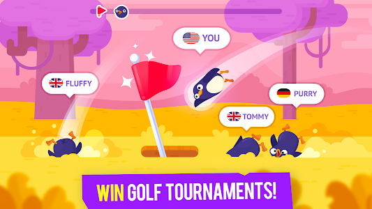 screenshot of Golfmasters - Fun Golf Game version 1.1.3