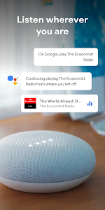 screenshot of Google Podcasts: Discover free & trending podcasts version Varies with device