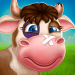 Cover Image of Download Granny's Farm: Free Match 3 Game  APK