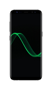 screenshot of Green Wallpapers HD version 1.0