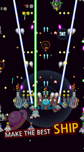screenshot of Grow Spaceship VIP - Galaxy Battle version 4.4