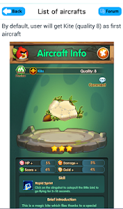 screenshot of Guide Angry Birds: Ace Fighter version 1.0