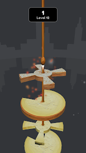 screenshot of HELIX FOOD - The tower of food version 1.0