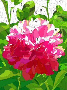 screenshot of Happy Color™ – Color by Number version 2.5.3
