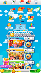 screenshot of Pocket Tower: Building Game & Megapolis Kings version 3.10.7
