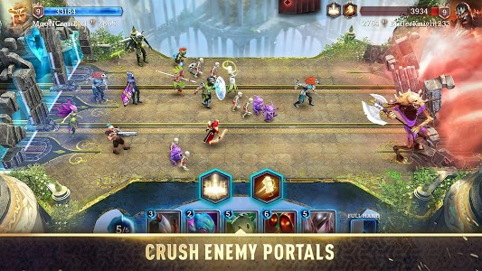 screenshot of Heroic - Magic Duel version 1.11.1