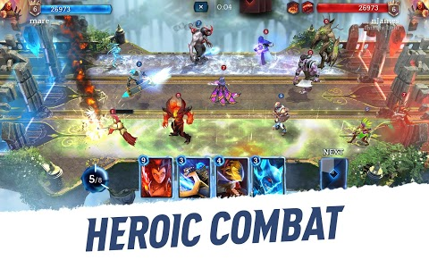 screenshot of Heroic - Magic Duel version 1.5.3