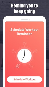 screenshot of Home Workout - Fitness & Workout at Home version 1.4
