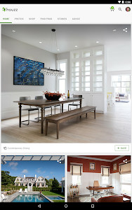 screenshot of Houzz Interior Design Ideas version 4.0.4